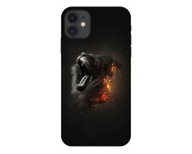 Husa Premium Upzz Print iPhone 11 Model Lion