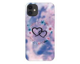 Husa Premium Upzz Print iPhone 11 Model Love