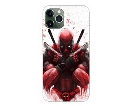 Husa Premium Upzz Print iPhone 11 Pro Model Anti Hero