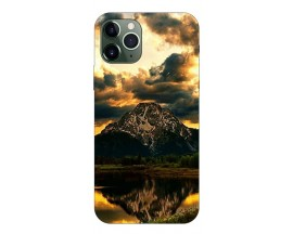 Husa Premium Upzz Print iPhone 11 Pro Model Apus
