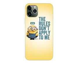 Husa Premium Upzz Print iPhone 11 Pro Model Bob