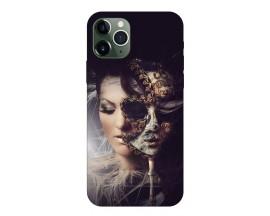 Husa Premium Upzz Print iPhone 11 Pro Model Carnaval