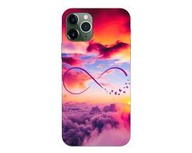 Husa Premium Upzz Print iPhone 11 Pro Model Infinity