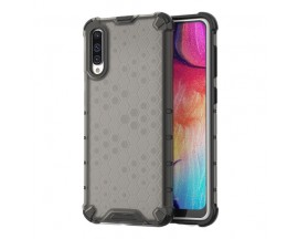 Husa Uppz Honeycomb Samsung Galaxy A50 ,Anti-shock,Negru