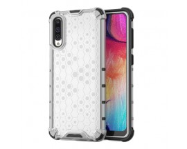 Husa Uppz Honeycomb Samsung Galaxy A50 ,Anti-shock,Transparenta