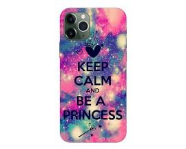 Husa Premium Upzz Print iPhone 11 Pro Max Model Be Princess