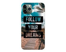 Husa Premium Upzz Print iPhone 11 Pro Max Model Dreams