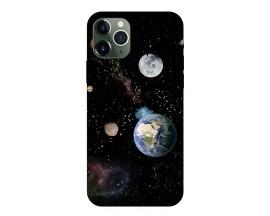 Husa Premium Upzz Print iPhone 11 Pro Max Model Earth