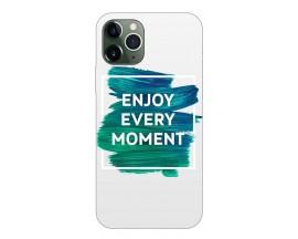 Husa Premium Upzz Print iPhone 11 Pro Max Model Enjoy