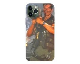 Husa Premium Upzz Print iPhone 11 Pro Model Arnold