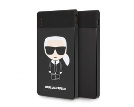 Power Bank Karl Lagerfeld 4000 mAh Originala Negru