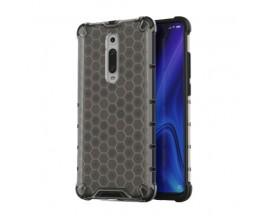 Husa Uppz Honeycomb Xiaomi Mi 9T / Xiaomi Mi 9T Pro,Negru