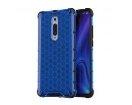 Husa Uppz Honeycomb Xiaomi Mi 9T / Xiaomi Mi 9T Pro,Albastru