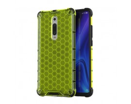 Husa Uppz Honeycomb Xiaomi Mi 9T / Xiaomi Mi 9T Pro,Verde