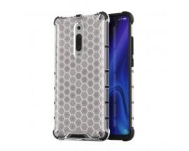 Husa Uppz Honeycomb Xiaomi Mi 9T / Xiaomi Mi 9T Pro,Red