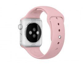 Curea Sport Silicon Apple Watch 42/44mm , Roz