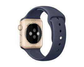 Curea Sport Silicon Apple Watch 42/44mm , Dark Blue