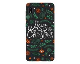 Husa Slim Silicon Upzz X-Mass Print Samsung Galaxy A10 Model Christmas 1