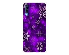 Husa Slim Silicon Upzz X-Mass Print Samsung Galaxy A70 Model Fulgi 2