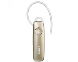 Casca Bluetooth Remax Rb-t8 Multipoint Gold