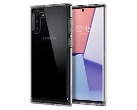 Husa Premium Spigen Crystal Hybrid Samsung Galaxy Note 10 Transparenta