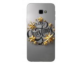 Husa Silicon Soft Upzz X-Mass Samsung J4+2018 Model Christmas