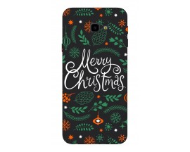 Husa Silicon Soft Upzz X-Mass Samsung J4+2018 Model Christmas1