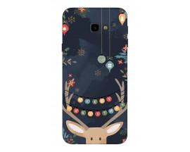 Husa Silicon Soft Upzz X-Mass Samsung J4+2018 Model Ren