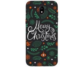 Husa Silicon Soft Upzz X-Mass Samsung J5 2017 Model Christmas1