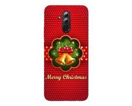 Husa Silicon Soft Upzz X-Mass Huawei Mate 20 Lite Model Christmas1