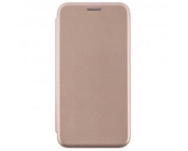 Husa Flip Carte Cu Magnet Lux Upzz iPhone 11 Pro Max Gold