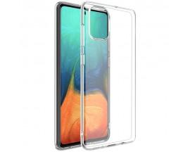 Husa Silicon Anti Shock Roar Jelly Samsung Galaxy A71 Transparenta