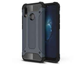 Husa Spate Armor Forcell Huawei P20 Lite Albastru