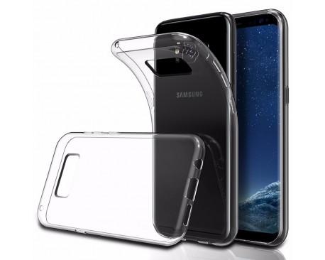 Husa slim Roar Samsung S8+ Transparenta