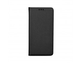 Husa Tip Carte Smart Huawei P20 Negru