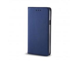 Husa Tip Carte Smart Huawei P20 Albastru