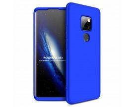 Husa Upzz Protection 360 Huawei Mate 30 Lite Albastru