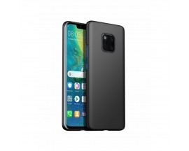 Husa Ultra Slim Pro Guardian X-level Huawei Mate 20 Pro Silicon ,negru