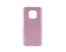 Husa Spate Upzz Shiny Lux Huawei Mate 20 Pro Pink