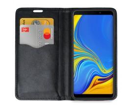 Husa Flip Carte Cu Magnet Book Samsung Galaxy A9 2018 Negru