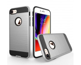 Husa Anti-Shock Pro Plus iPhone 7 Plus Silver