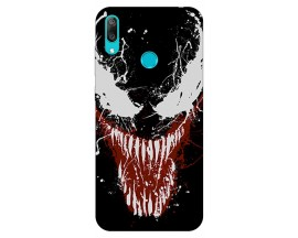 Husa Silicon Soft Upzz Print Huawei Y7 2019 Model Monster