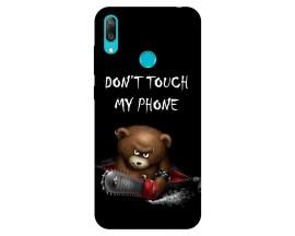 Husa Silicon Soft Upzz Print Huawei Y7 2019 Model My Phone 2