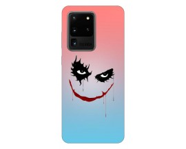 Husa Silicon Soft Upzz Print Samsung Galaxy S20 Ultra Model Joker