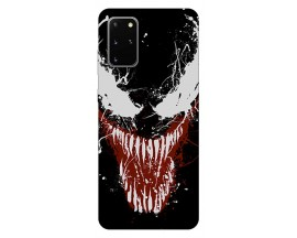 Husa Silicon Soft Upzz Print Samsung Galaxy S20 Plus Model Monster