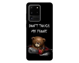 Husa Silicon Soft Upzz Print Samsung Galaxy S20 Ultra Model My Phone 2