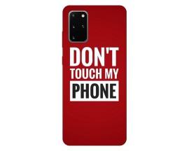 Husa Silicon Soft Upzz Print Samsung Galaxy S20 Plus Model My Phone