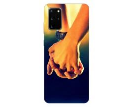 Husa Silicon Soft Upzz Print Samsung Galaxy S20 Plus Model Together