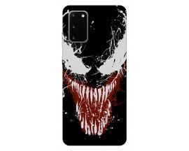 Husa Silicon Soft Upzz Print Samsung Galaxy S20 Model Monster