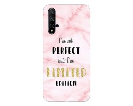 Husa Silicon Soft Upzz Print Huawei Huawei Nova 5T Model Limited Edition